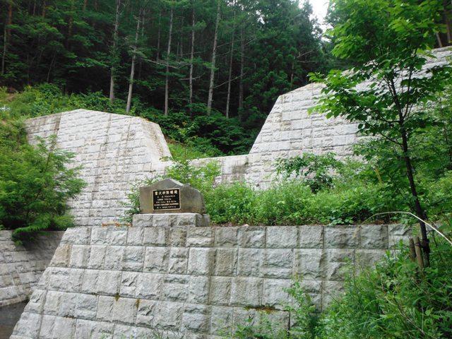 夏道の砦(松本市波田) (22)