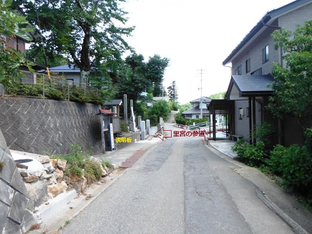 荒安仁科屋敷 (2)