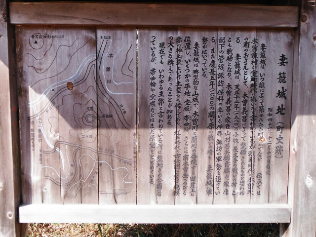 妻籠城 (91)