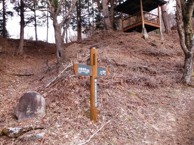 藪原砦(鳥居峠) (5)