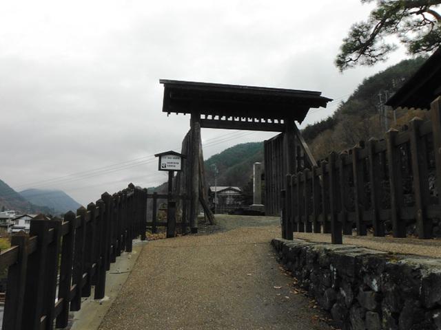 木曽福島関所 006