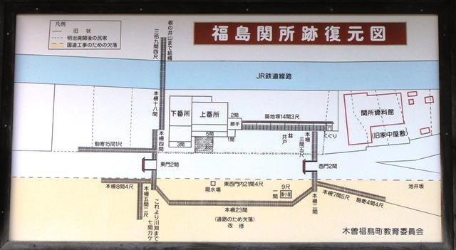 木曽福島関所 009