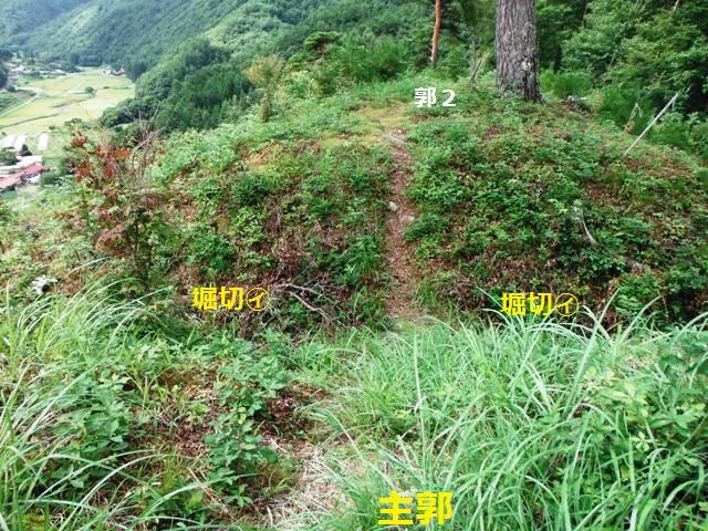 藤沢城(伊那市) (33)