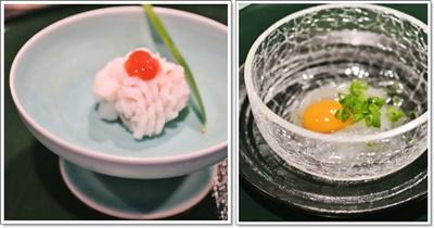 ハモ+白魚