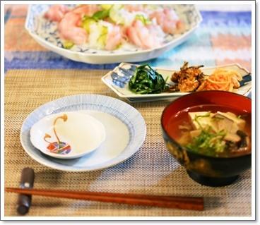 七夕の茶会