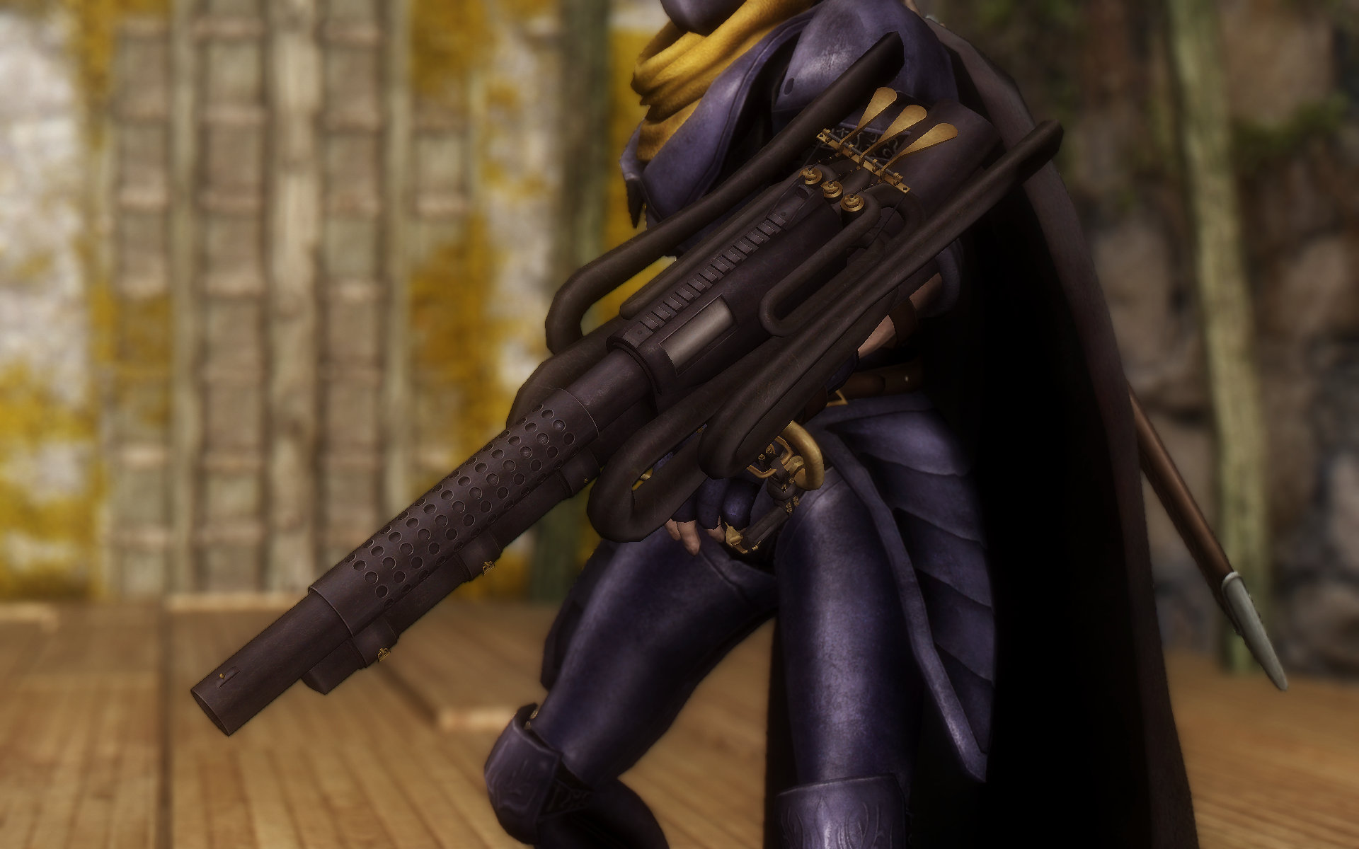 FF6 Siegfried Armor