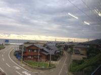 羽越本線の景色