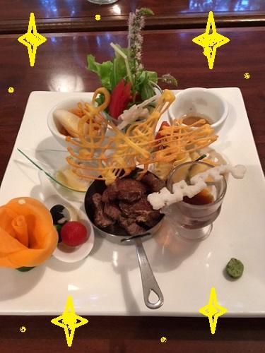 6世羅のレストラン