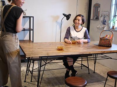 リデザインテーブル