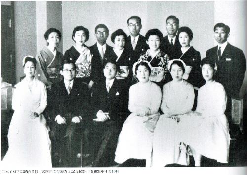 昭和の皇太子ご成婚当日 - コピー