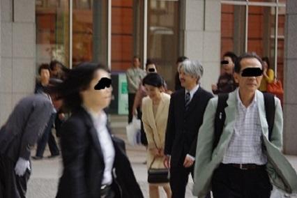 秋篠夫婦IN新潟