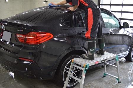X4洗車01