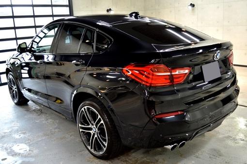 X4洗車04