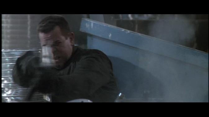 dh2- Mark Boone Junior gunfight