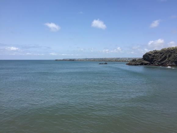 銚子釣り 外川漁港