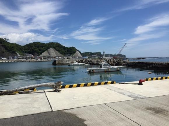 福島 いわき 中之作港