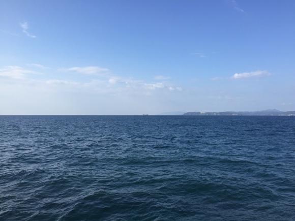 館山 房総の海辺の景色