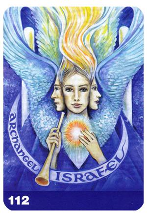 イスラフェルのカード