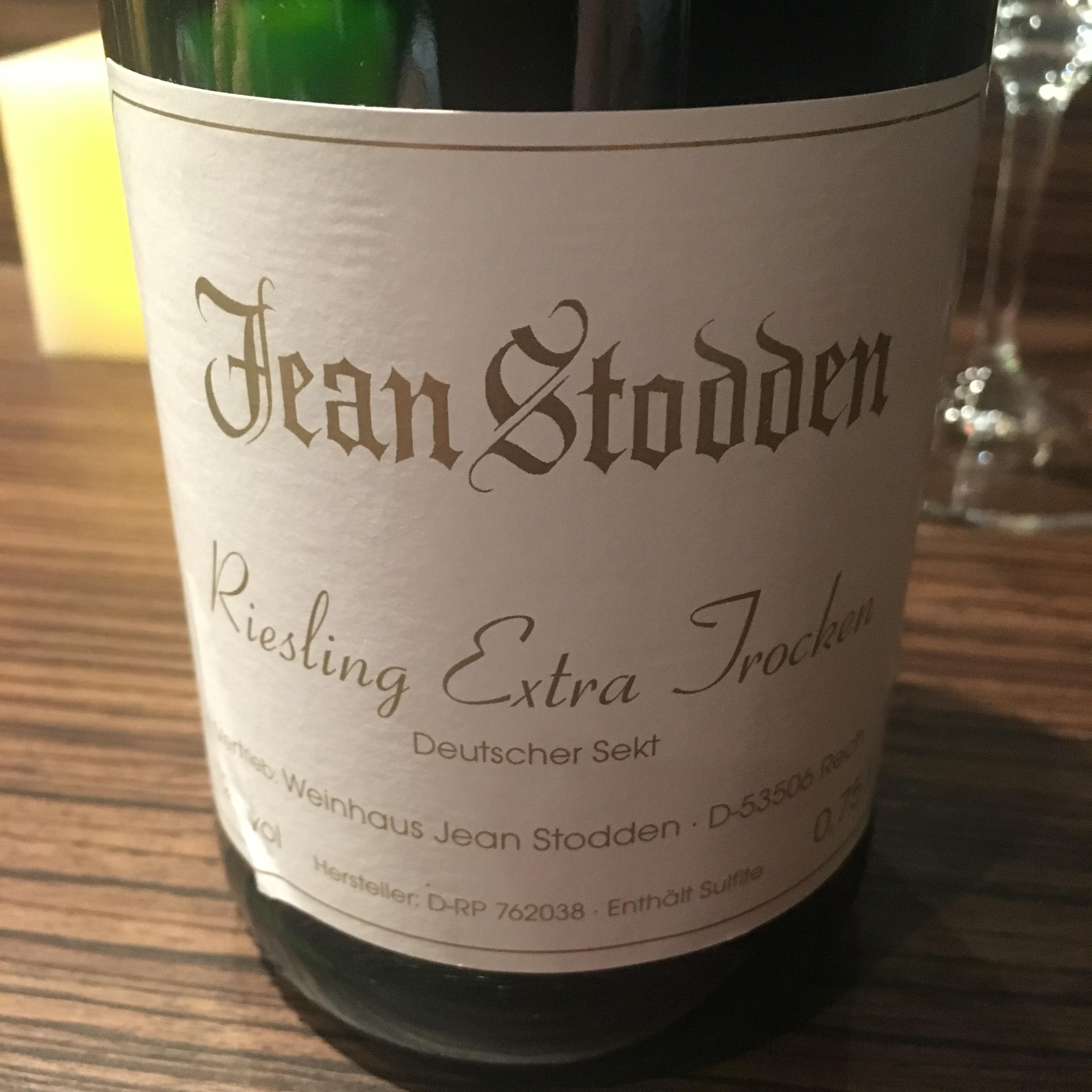 Jean Stodden Riesling Extra Troken