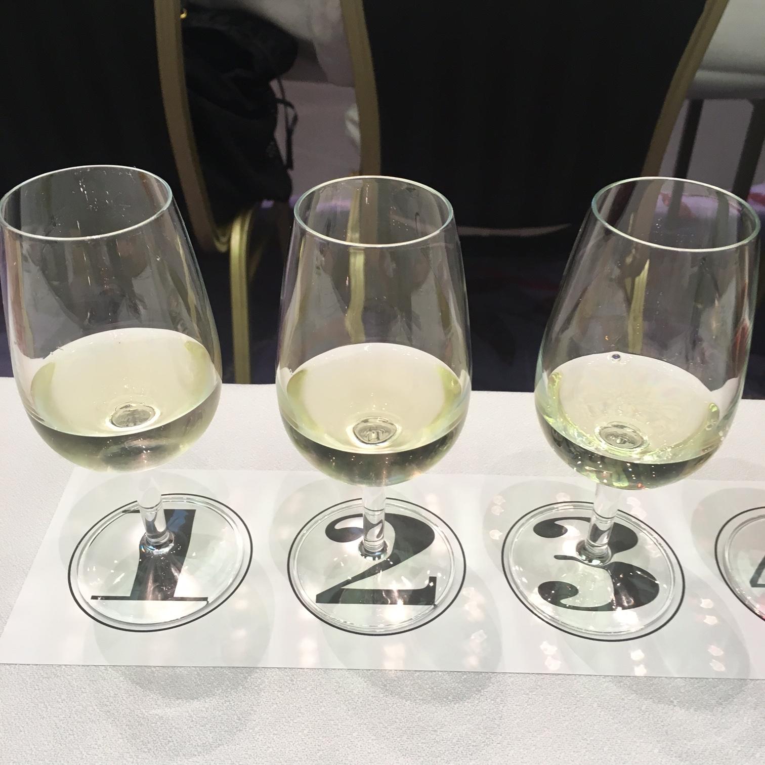 ABCセミナー白ワイン3種