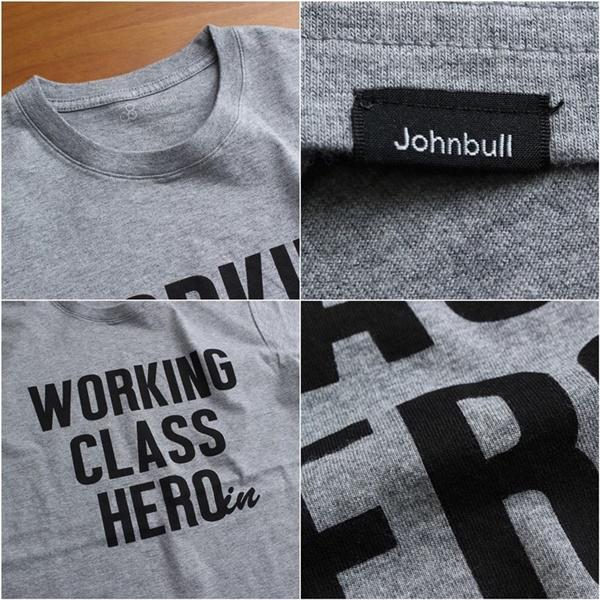 2016-04-29 半袖クルーネックプリントTシャツ(WORKING) Johnbull ジョンブル 2