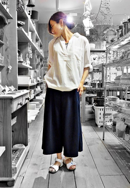 2016-07-03 スキッパー シャツ ONON 001