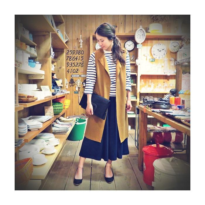 2016-08-21 ワンポイント刺繍入カットソー 1 Bliss bunch 016 ビンテージ