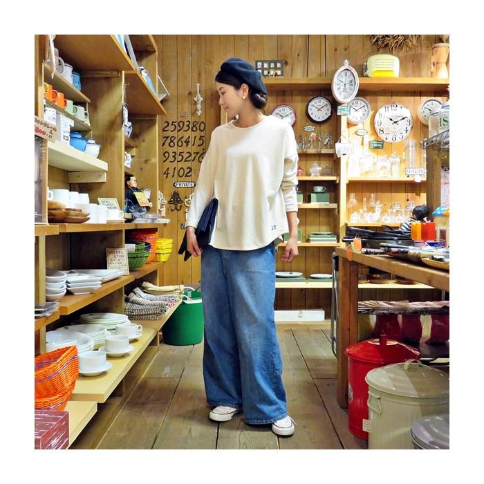 2016-08-21 ワンポイント刺繍入カットソー 2 Bliss bunch 011