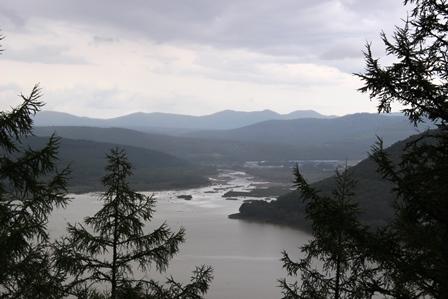 かなやま湖(幾寅)