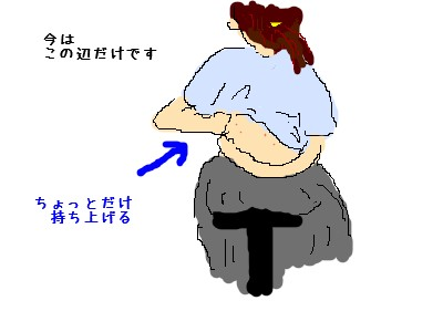 胸毛サルトキ
