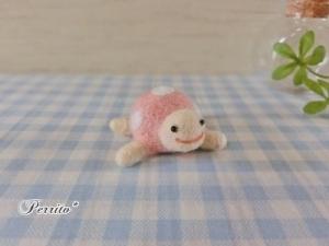 6月ピンクかめ2