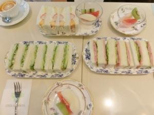 9月サンドイッチ