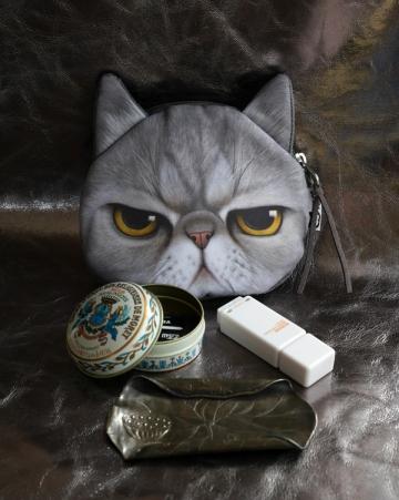 銀製茶杓 (2)
