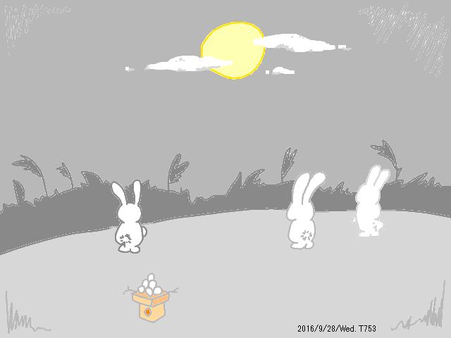 月夜野ウサギ