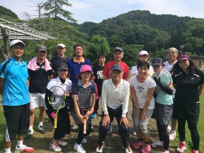 島田テニス