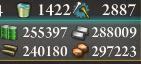 E-4 突破時の資源