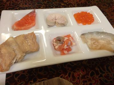 鮭の珍味セット