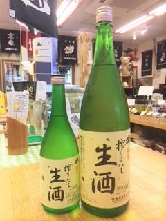 20160805神亀生酒