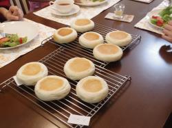 肉味噌パンご試食①
