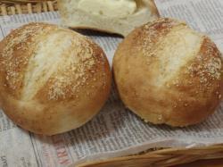 クリームチーズパン①