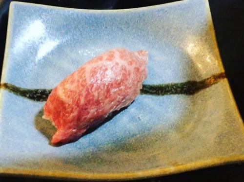 名物大トロ寿司