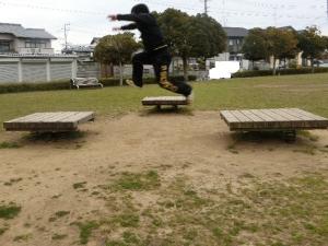 なかどおり公園8