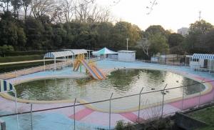 浜松城プール