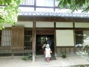 加茂荘屋敷4