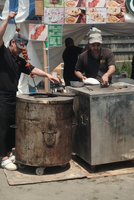 CookeCineLensと湘南祭