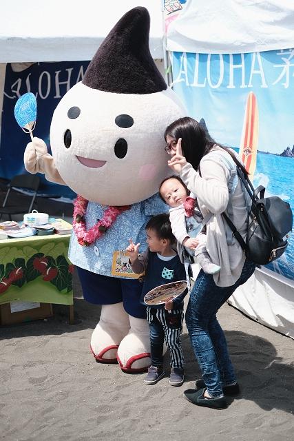 XF3514と湘南祭