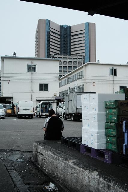 SIGMAZOOMと築地市場