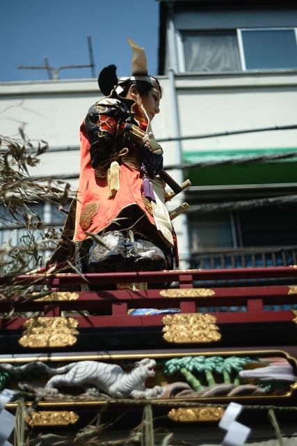 PO33Mとつきじ獅子祭陰祭