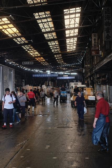 SIGMAZOOMSEETAと築地市場