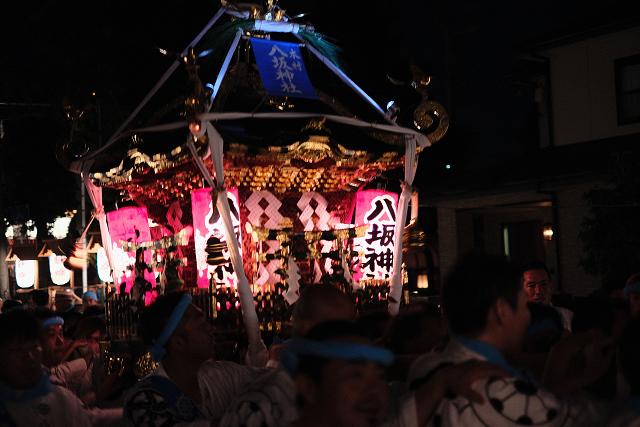 XF3514RXPro2と茅ヶ崎浜降祭